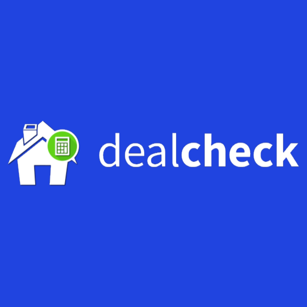 check your passive income with deal check