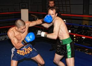MMA Rocky Balboa Adriane